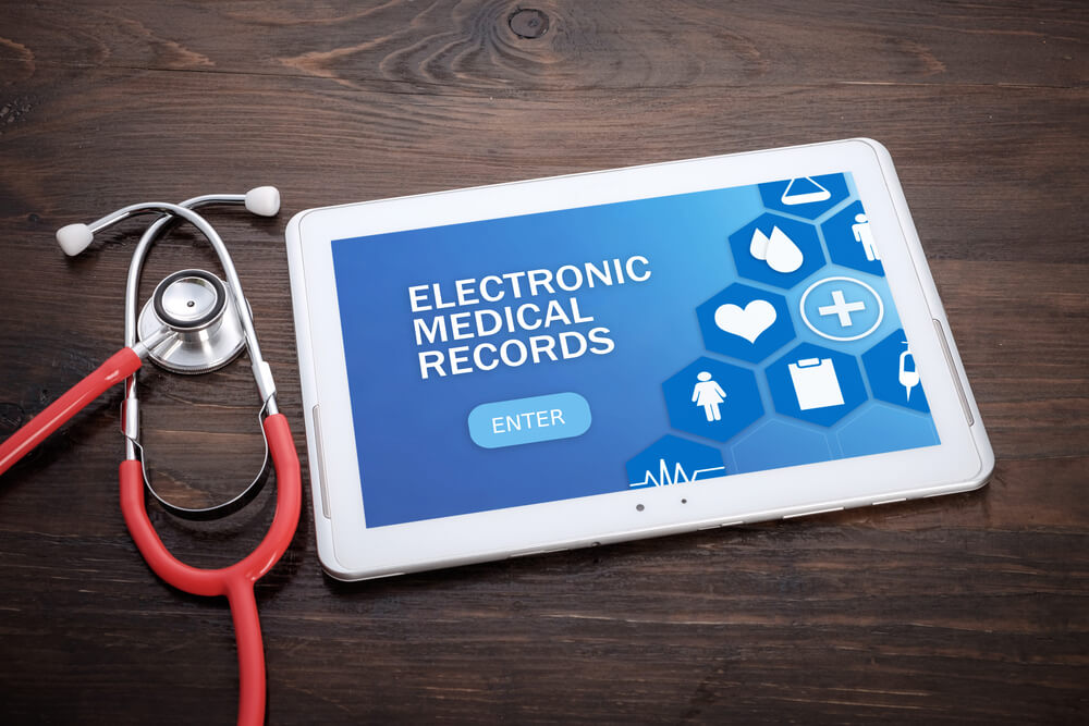 electronic medical data