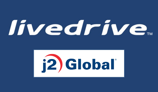 j2 Global Acquires LiveDrive
