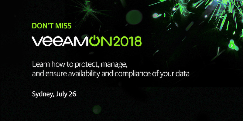 VeeamOn Forum 2018 Keepitsafe