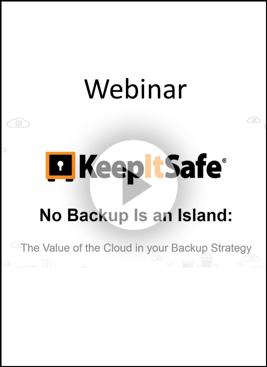 KeepItSafe-Spiceworks-No-Backup-is-an-Island