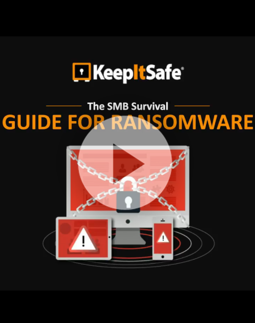 Ransomware - An SMB Survival Guide